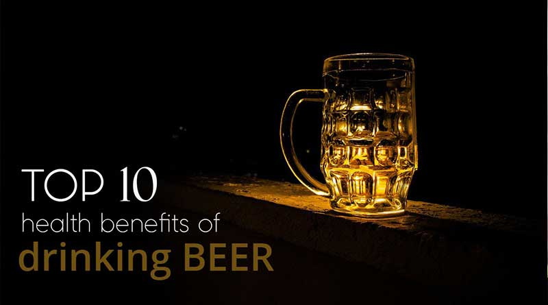 health benefits beer