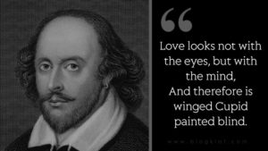 Love Quotes By William Shakespeare2
