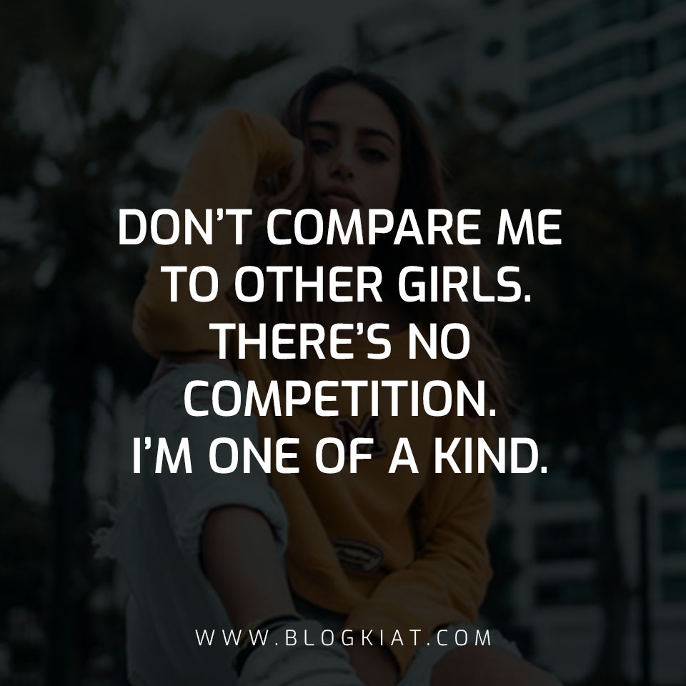 best attitude quotes for girls