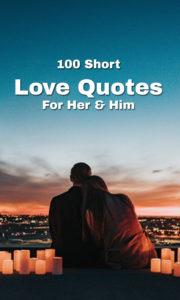 100-short-love-quotes