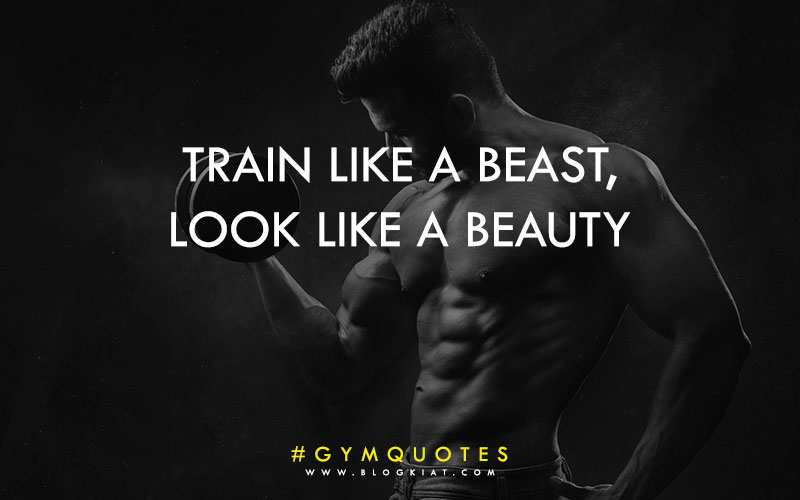 Best inspirational gym quotes.