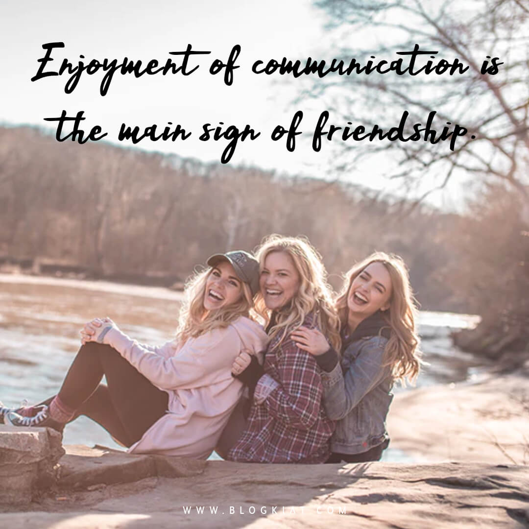 Lovely Friends Quotes