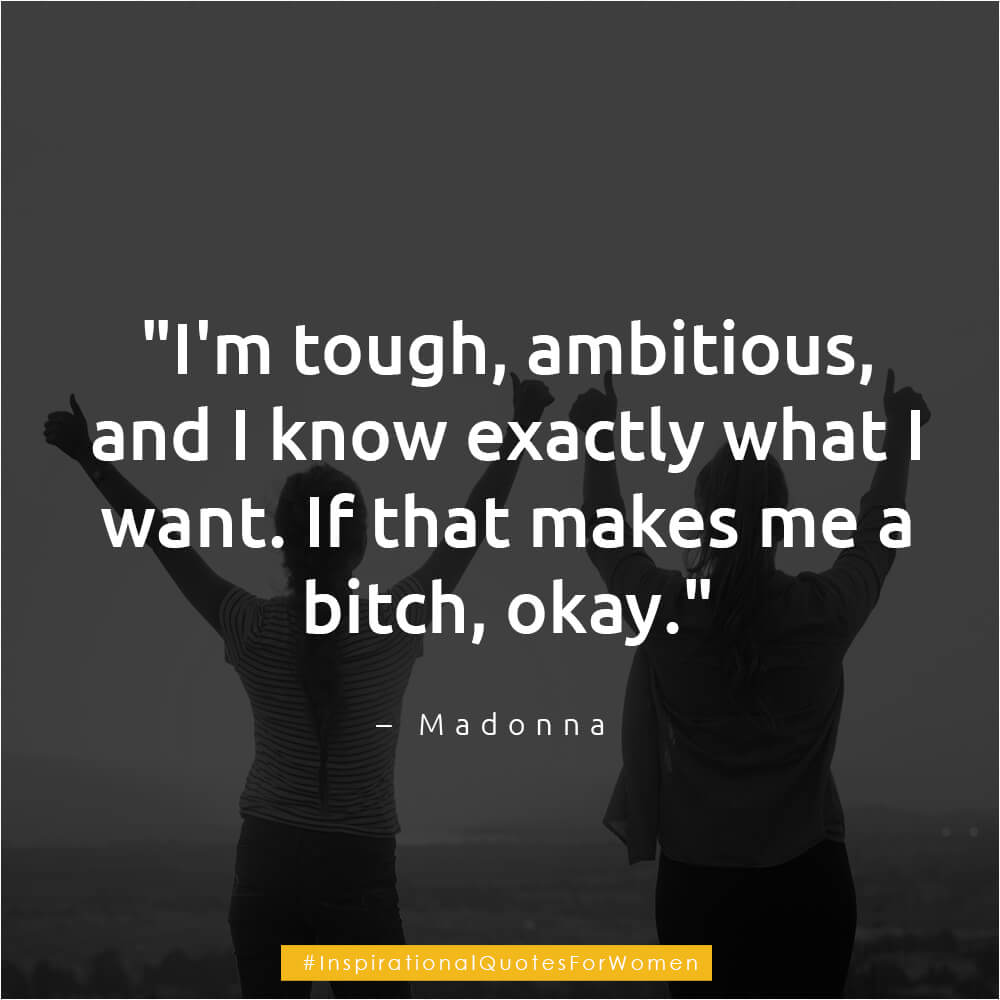 inspirational quotes by females
