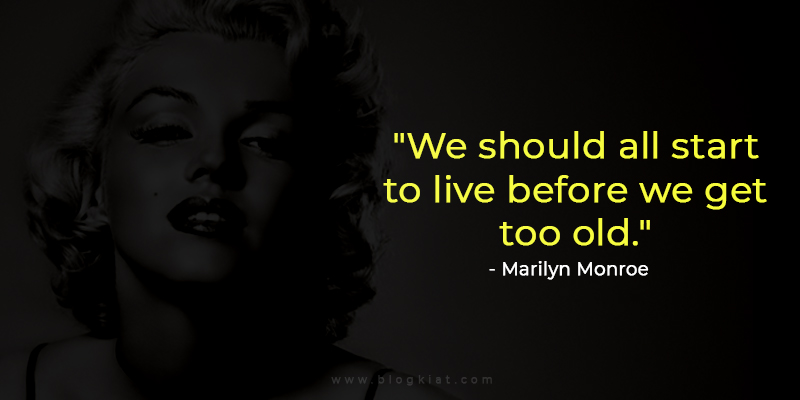 Marilyn-Monroe-quotes-on-life