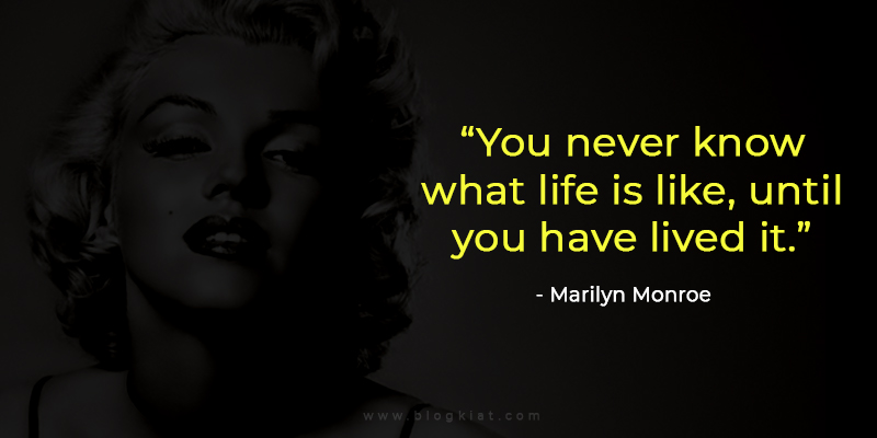 best-life-quotes-by-Marilyn-Monroe